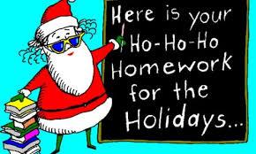 Santa Homework